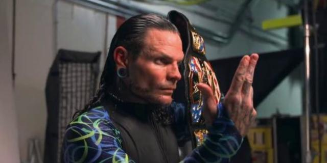 jeff hardy wwe nerve damage