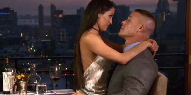 Nikki Bella Feared 'Meltdown' After Initial John Cena Reunion