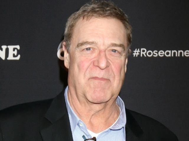 John Goodman Spotted Working the Phone Amid 'Roseanne' Spinoff Talks