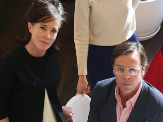 Andy Spade Emerges in Public for First Time Since Kate Spade's Apparent Suicide