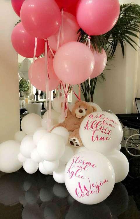 khloe balloons
