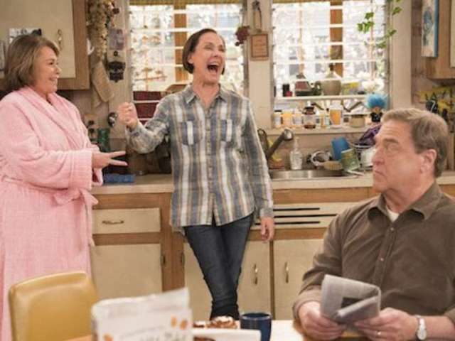 Laurie Metcalf, John Goodman Open to 'Roseanne' Spinoff, Source Says