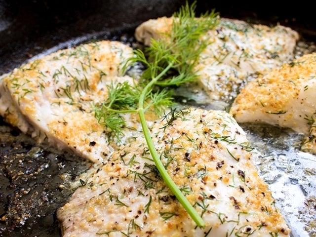 Recipe: Skinny Lemon Tilapia