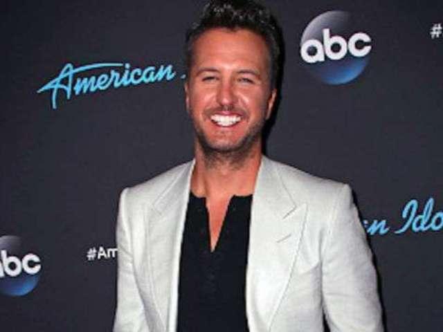 Luke Bryan Embraces TV Star Status From 'American Idol'