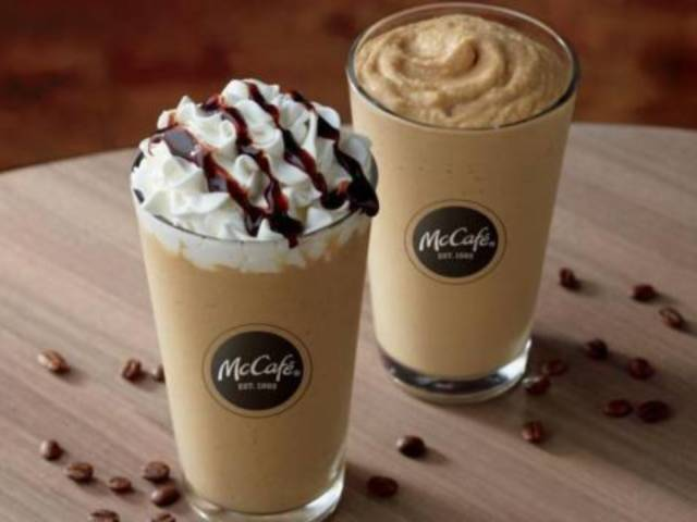 McDonald's Releases Cold Brew Coffee
