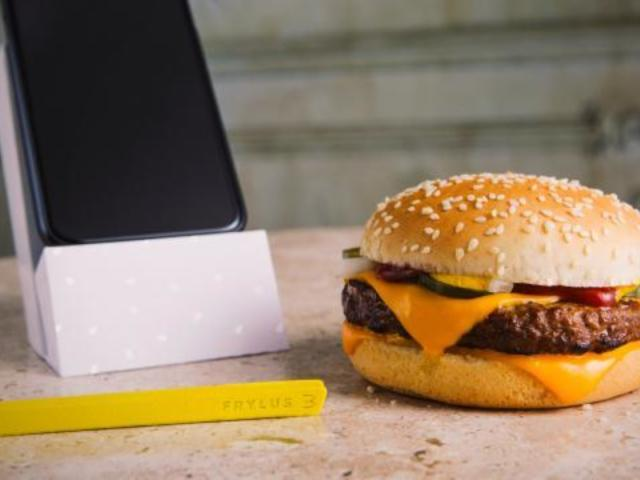 McDonald's Unveils Frylus for National Selfie Day