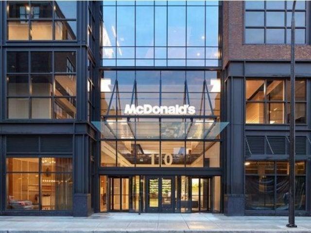 Tour McDonald's Fancy New $250 Million Headquarters