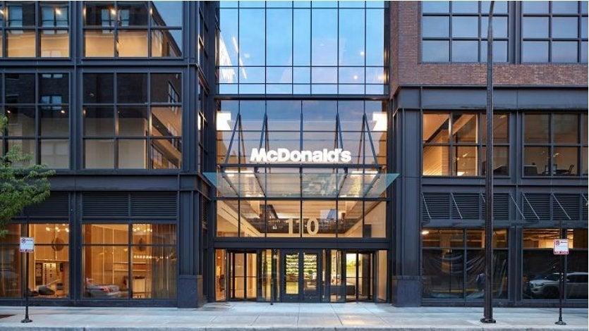 Tour Mcdonald S Fancy New 250 Million Headquarters