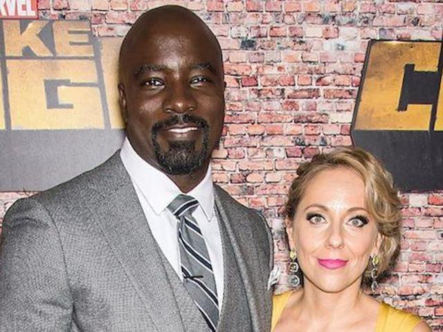 'Luke Cage' Star Mike Colter Expecting Second Child With Wife Iva