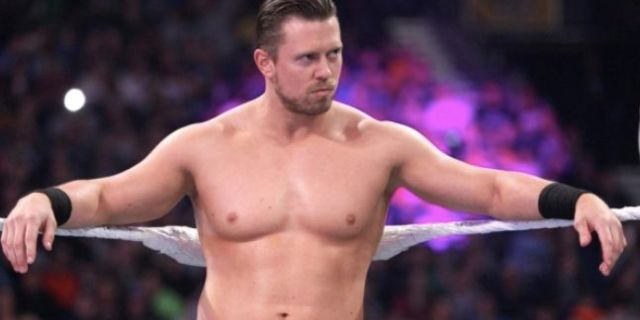 Miz wwe merchandise disgusted