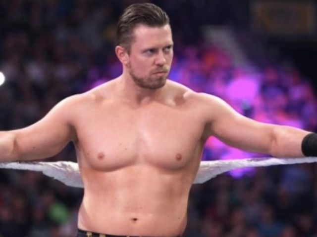 The Miz Disgusted by New WWE Merchandise