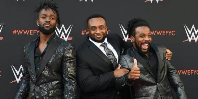 new day wwe work as trio of solo stars big e