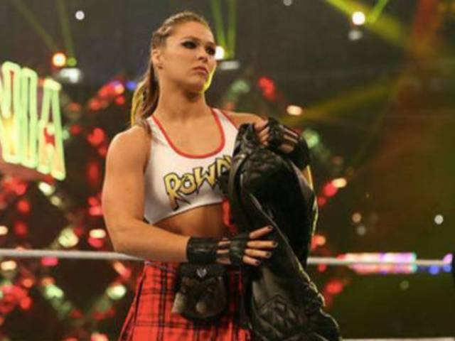 Ronda Rousey WWE Contract Reportedly Only for One Year