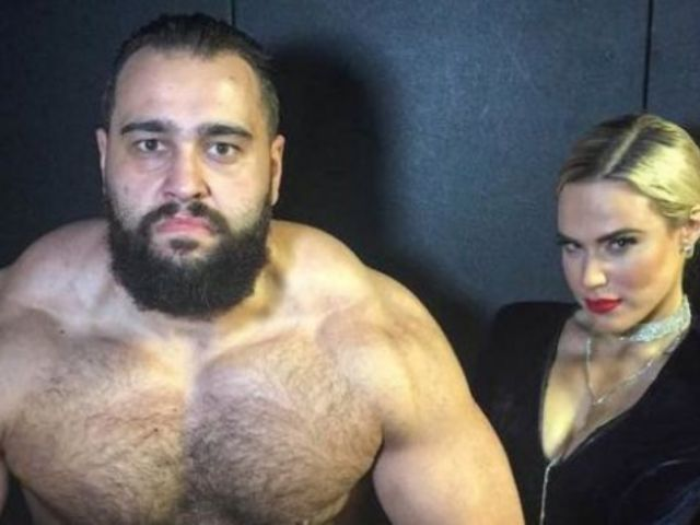 Rusev and Lana Robbed in Memphis Hotel