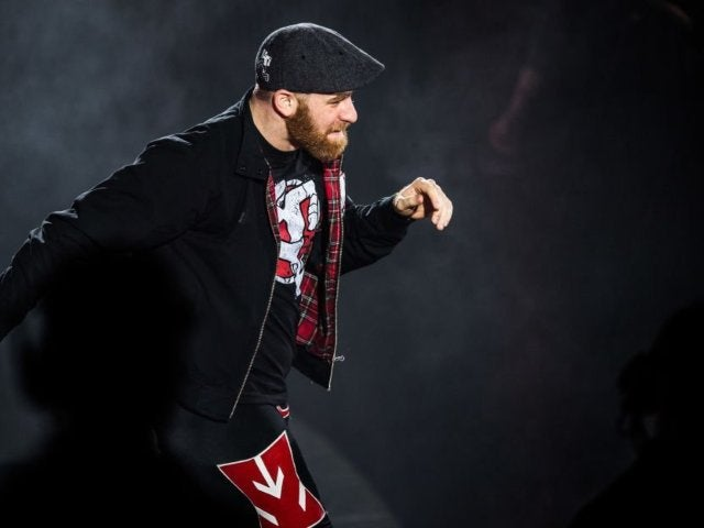 Sami Zayn Reportedly Injured