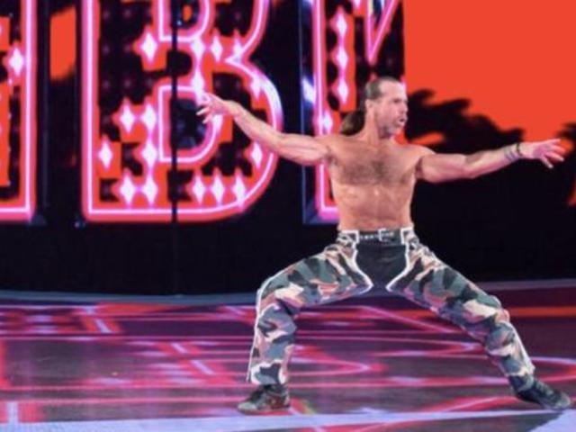 Shawn Michaels Opens the Door for One More Match