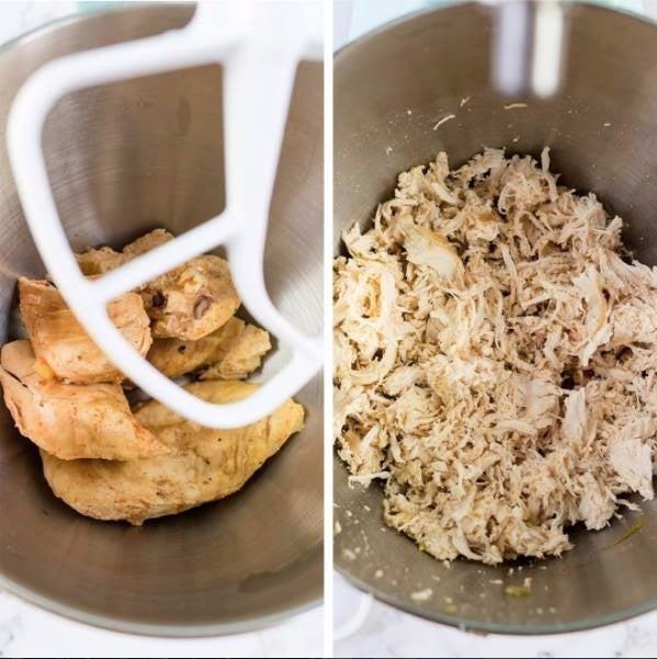 shredded-chicken-mixer