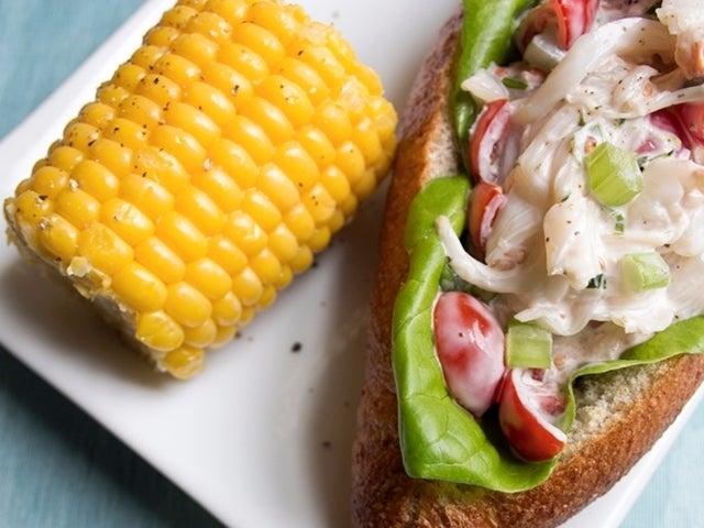 Recipe: Skinny Lobster Roll
