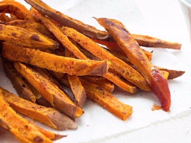 Recipe: Spicy Sweet Potato Fries