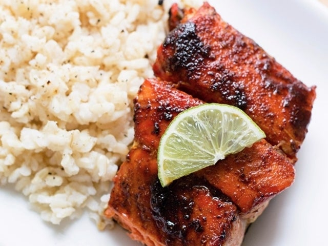 Recipe: Sweet and Spicy Salmon