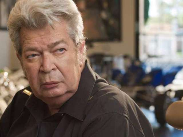 US Navy Pays Tribute to 'Pawn Stars' Regular Richard 'Old Man' Harrison After His Death