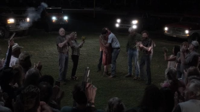 the-ranch-danny-masterson-cast-wedding-scene-netflix