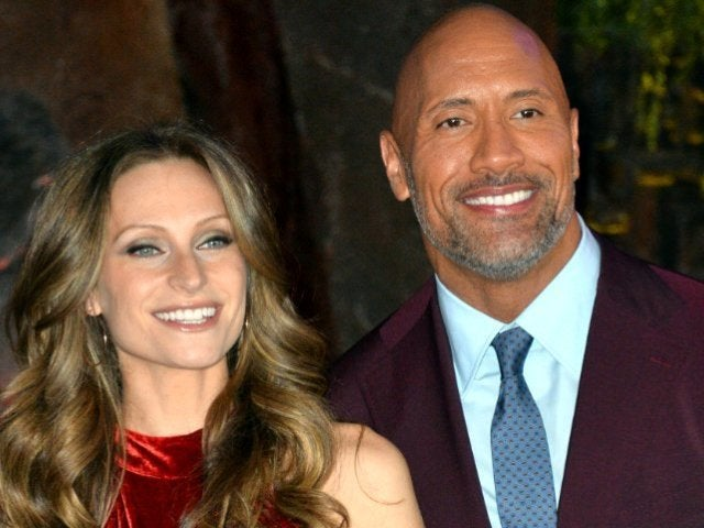 Dwayne 'The Rock' Johnson Feeds Girlfriend While She Breastfeeds, and the Internet Loves It
