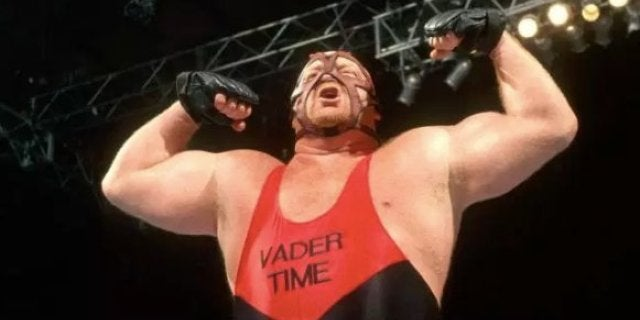vader dead wwe issues statement