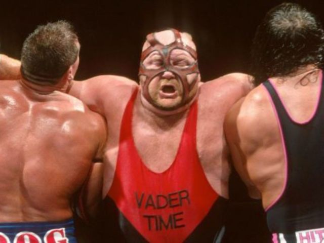 Watch WWE's Tribute Video to Vader