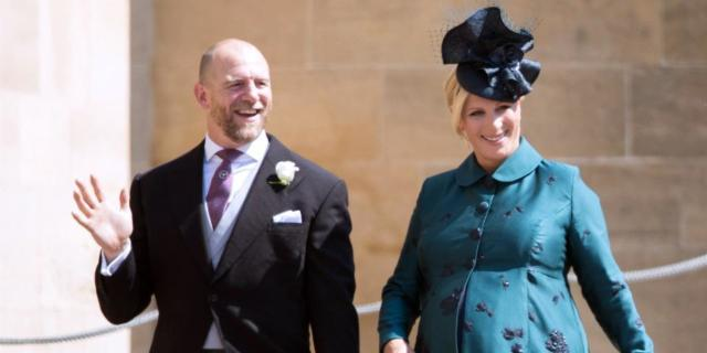Zara Tindall, Granddaughter of Queen Elizabeth, Welcomes Second Child