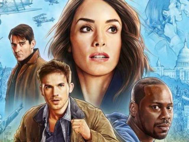 Canceled 'Timeless' Fails to Find New Home