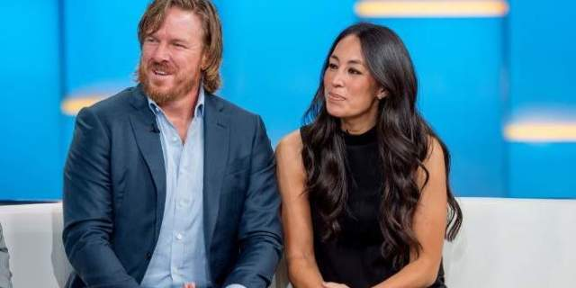 chip and joanna gaines getty