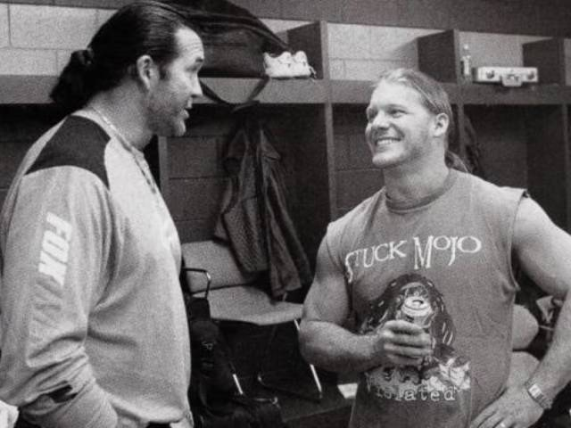 Chris Jericho Reveals Personal Issues With Scott Hall