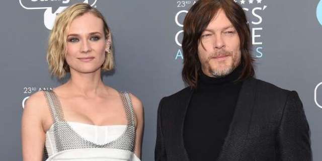 diane kruger norman reedus getty