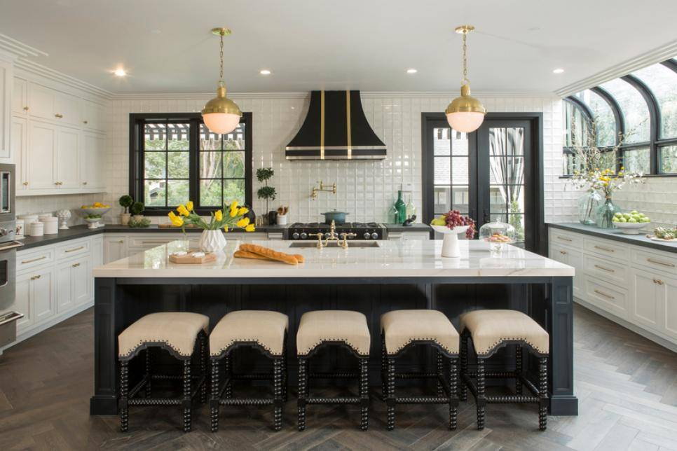 4 Brilliant Kitchen Remodel Ideas: Peek Inside 'Property Brother' Drew Scott And Linda Phan's