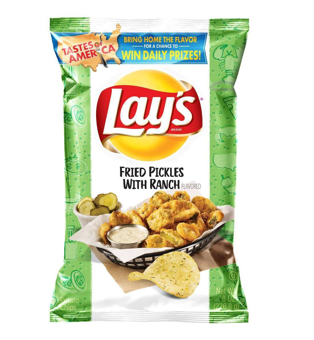 Lay's Introduces 8 Local-Inspired Flavors of Potato Chips