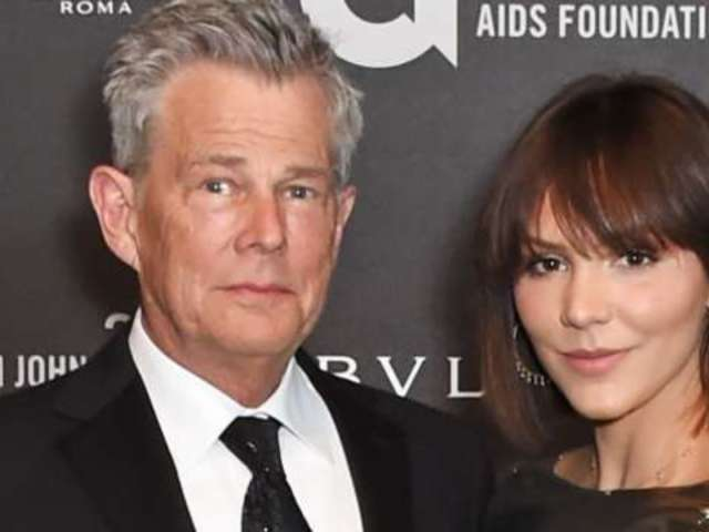 David Foster Opens up About Engagement to Katharine McPhee
