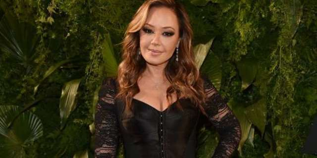 leah remini getty