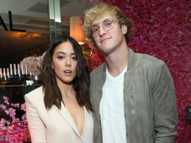 Logan Paul Confirms Relationship With Chloe Bennet