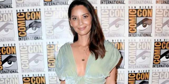 olivia munn sdcc getty