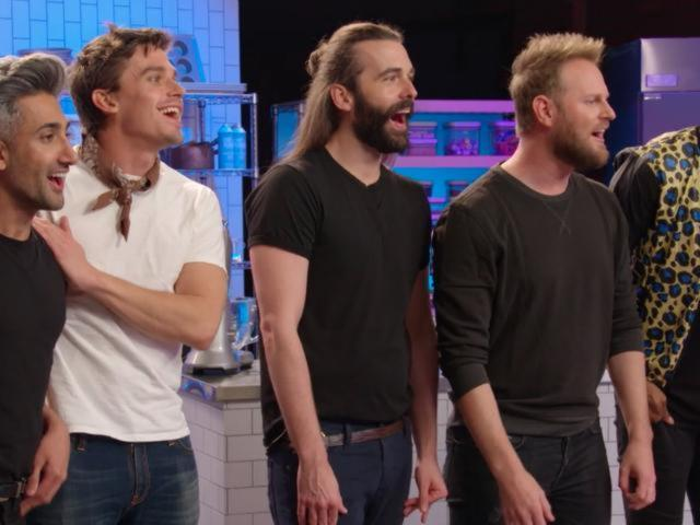 Watch 'Nailed It!' and 'Queer Eye' Crossover in New Mini-Episode