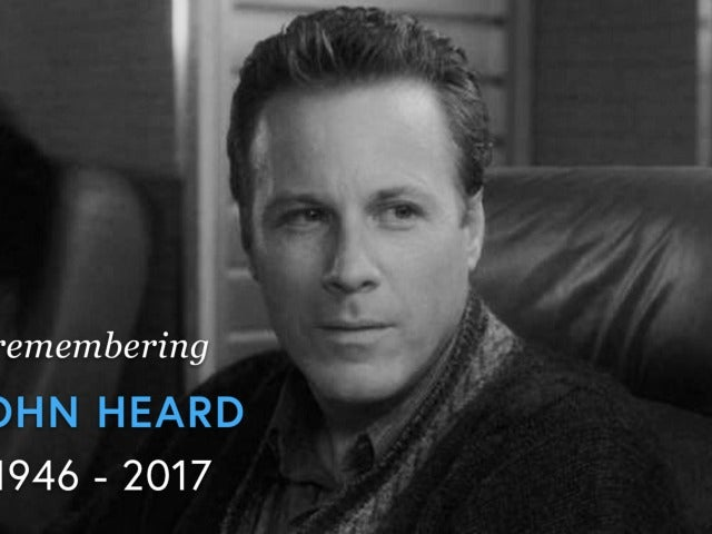 Remember John Heard (1946 - 2017)