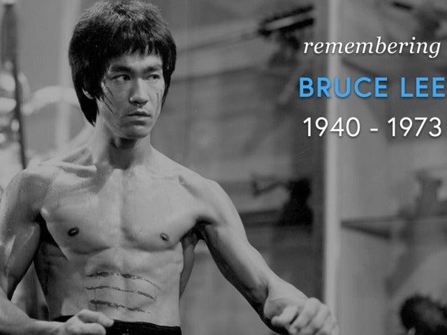 Remembering Bruce Lee (1940 - 1973)
