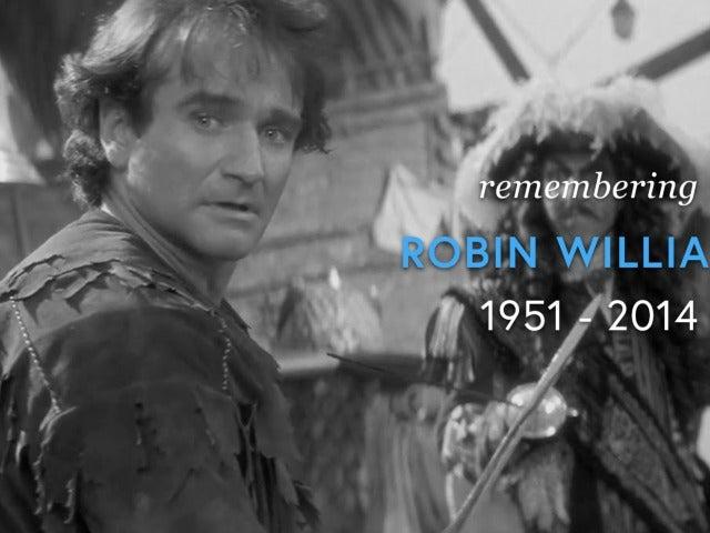 Remembering Robin Williams (1951 - 2014)