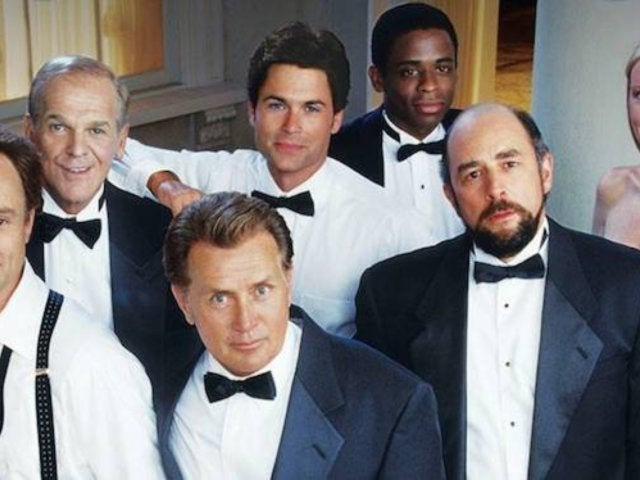 Rob Lowe Teases 'West Wing' Revival