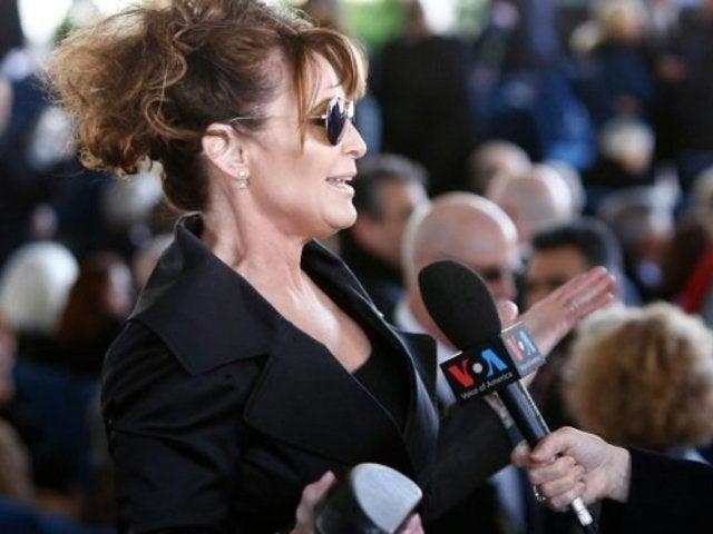 Sasha Baron Cohen Pranks Sarah Palin and She Is Not Amused