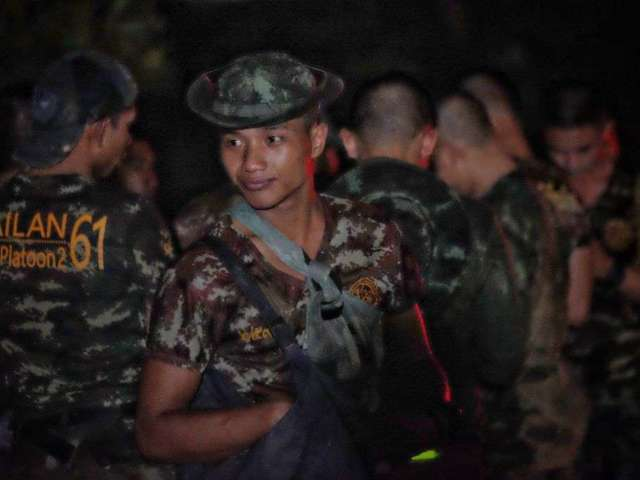 Four Boys Rescued From Thailand Cave After 2 Weeks Trapped