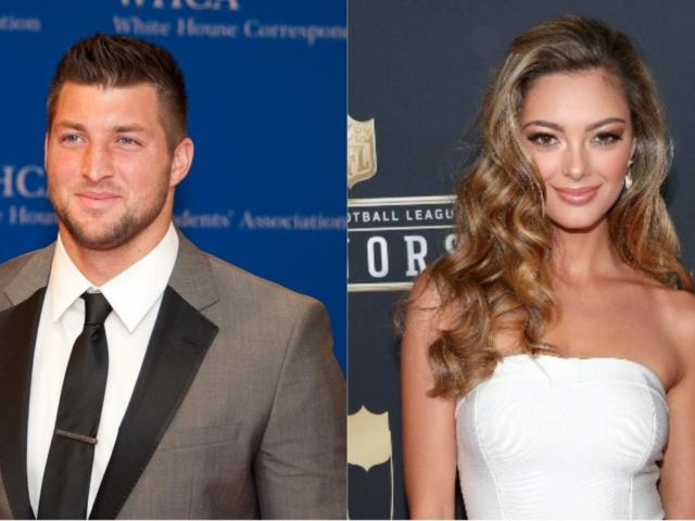 Tim Tebow Confirms Relationship With Miss Universe Demi-Leigh Nel-Peters