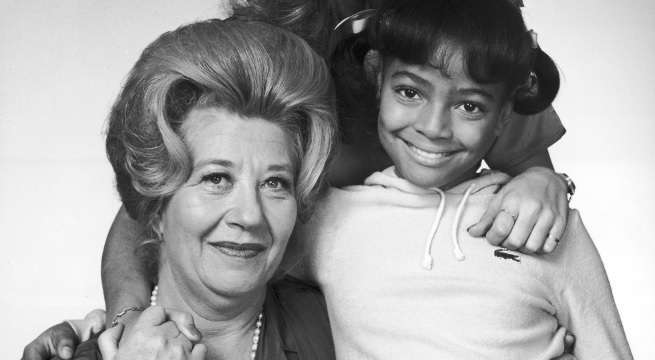 Charlotte Rae Getty