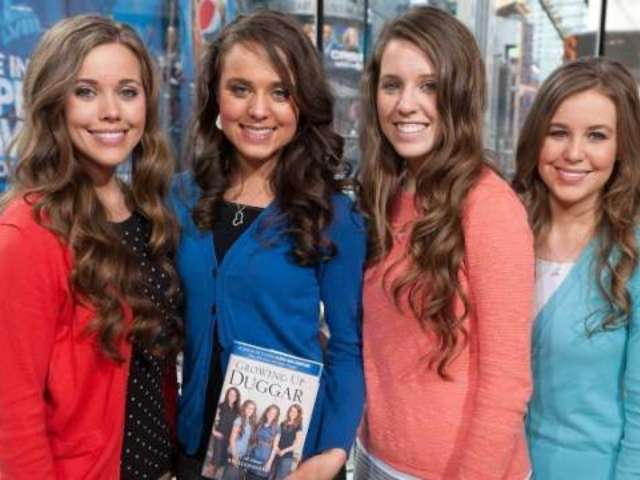 Duggar Children Reportedly Growing Tired of Filming 'Counting On'
